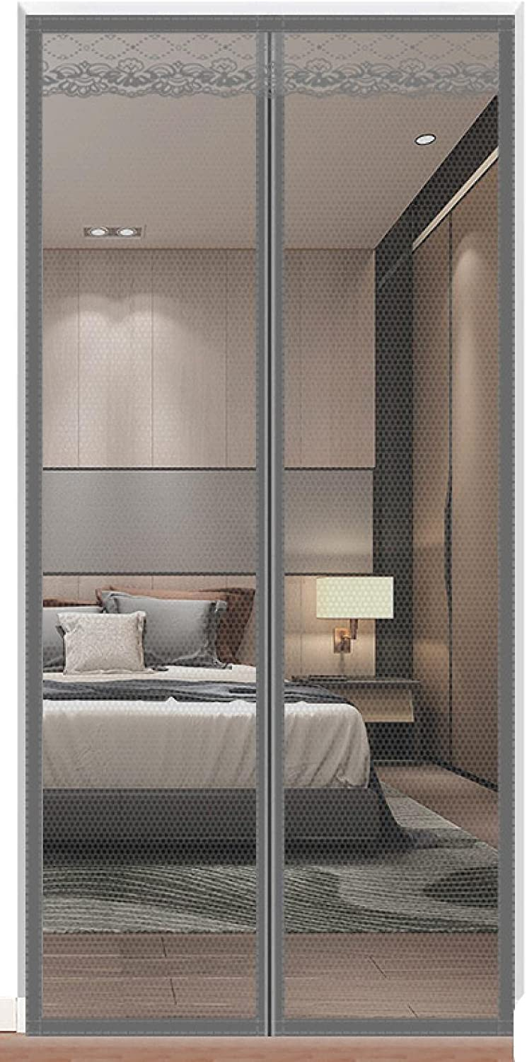 Fly Screens wholesale for Doors Mosquito Door Curtain Net Insect-Proof Max 71% OFF