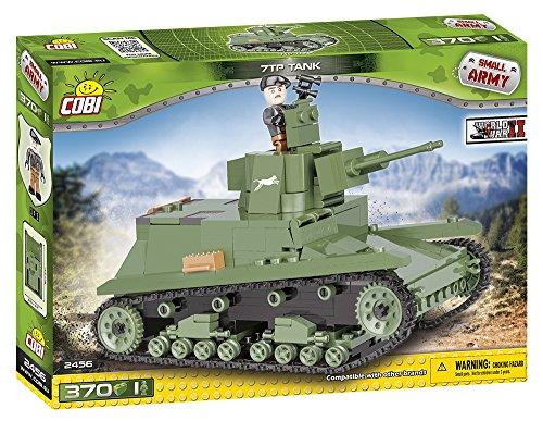 COBI 2456 Small Army - World War II - 7TP Tank
