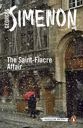 The Saint-Fiacre Affair: Inspector Maigret #13 (English Edition)