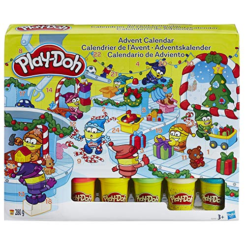 Play-Doh Hasbro b2199eu6 – Calendario dell' Avvento