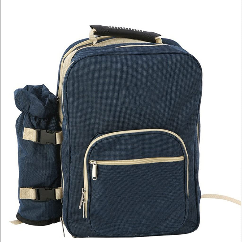 ZTTZX 40% OFF Cheap Sale Portable 4 Persons Picnic Hiking Backapck Outdoor Rucksack Now on sale
