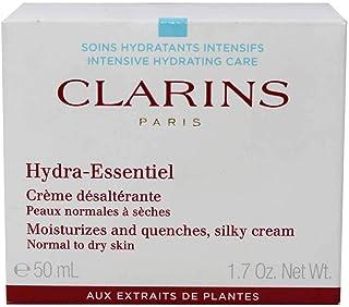 Clarins Hydra-Essentiel Silky Cream - Normal to Dry Skin by Clarins for Women - 1.7 oz Cream, 50 ml