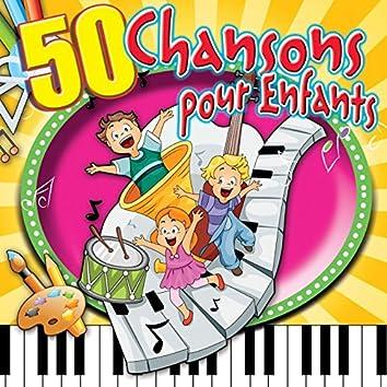 50 chansons d'enfants