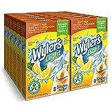 Wyler's Light Singles To Go Powder Packets, Water Drink Mix, Half Iced Tea / Half Lemonade, 96 Single Servings (Pack of 12)