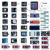 Best Arduino Starter Kits - ELEGOO Upgraded 37 in 1 Sensor Modules Kit Review