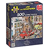 Jan van Haasteren Jumbo - Puzzle Fire! 500 Piezas (617279)