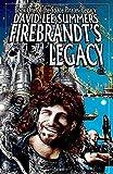 Firebrandt's Legacy (Space Pirates' Legacy)
