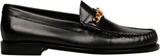 CÉLINE Luxury Fashion Womens 33346300138NO Black Loafers | Fall Winter 19