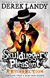 Skulduggery Pleasant 10. Resurrection