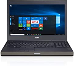 """Dell Precision M4800 15.6"""" LED Notebook - Intel Core i7 i7-4810MQ Quad-core (4 Core) 2.80 GHz 462-7630"""