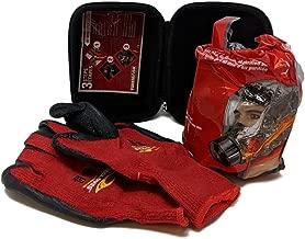 emergency fire breathing device