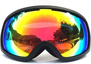 Aooaz Coke Myopia Ski Goggles Double Anti Fog Ski Glasses Men And Women Climbing Goggles Goggles