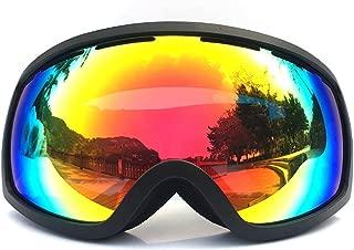 Aooaz Coke Myopia Ski Goggles Double Anti Fog Ski Glasses Men And Women Climbing Goggles Goggles