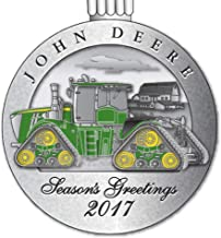 John Deere Officially Licensed 2017 Pewter Ornament - LP68513