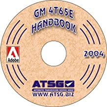 ATSG GM 4T65E Techtran Transmission Rebuild Manual (Supplemental) (Update Manual - Supplements original 4T65E manual)