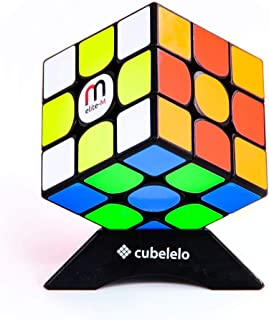 Cubelelo YuXin Little Magic 3x3 Black Elite Magnetic