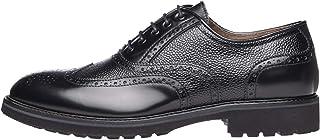 NeroGiardini A705274U Zapatos De Cordones Hombre De Piel