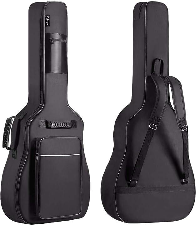 Custodia per chitarra universale cahaya CY0118