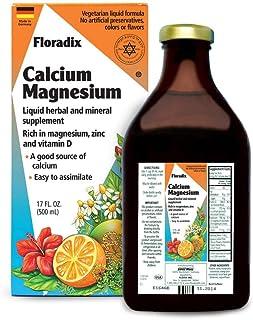 Salus Haus Floradix Liquid Calcium & Magnesium 17 O