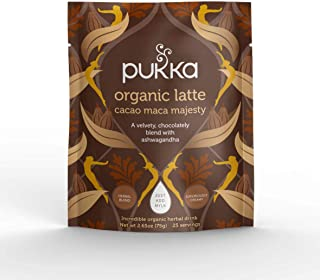 Pukka Organic Herbal Latte Cacao Maca Majesty 2.65 oz