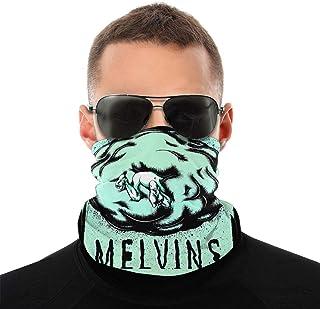 Nother Melvins roliga ansiktshalsdukar och vardagliga huvudbonader sömlös halsskydd, huvudbonad, balaclava, hjälmlinje