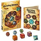 Scrying Stones - DM Scenario Dice - RPG Game...