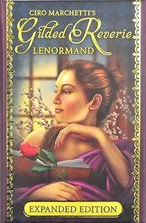 ルノルマンカード ギルデッド レヴェリー ルノルマン エクスパンデッド エディション Gilded Reverie Expanded Edition 占い Ciro Marchetti 英語のみ