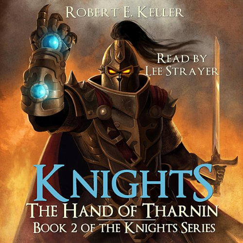 Knights: The Hand of Tharnin cover art