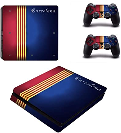 QPZYB for Overwatch PS4 Skin Sticker Decal for Playstation 4 Console and 2 Controllers PS4 Skin Sticker Vinyl