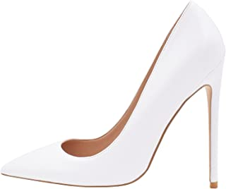 Best high heel white shoes Reviews