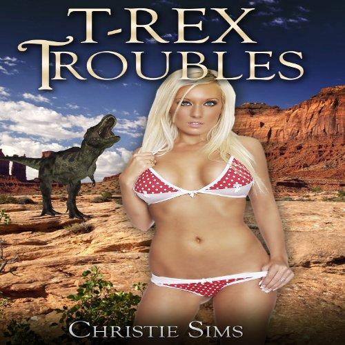 T-Rex Troubles cover art