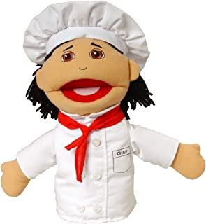 Marvel Education Felt Chef Talking Hand Puppet, 9-Inch, Ages 3 and Up