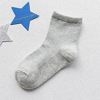 Ropa ZYTAN Childrens Medias Medias de Malla 6 Pares de Calcetines de algodón