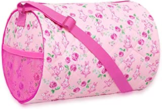 Some Bunny Loves You Barrel Bag - One Size, Pink
