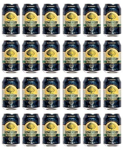 Somersby Cider Blueberry 24x0,33L