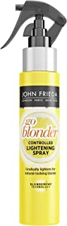 John Frieda Sheer Blonde Go Blonder Lightening Spray, 3.5 Ounce Controlled Hair Lightener, to Gradually Lighten Hair, with...