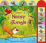 Noisy Jungle (Usborne Busy Sounds) (Noisy Books)
