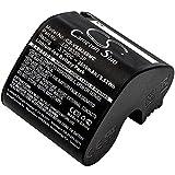 3.7V Battery Replacement for VSN Mobil V.360 HD V.360° LC18350-3P 2600mAh