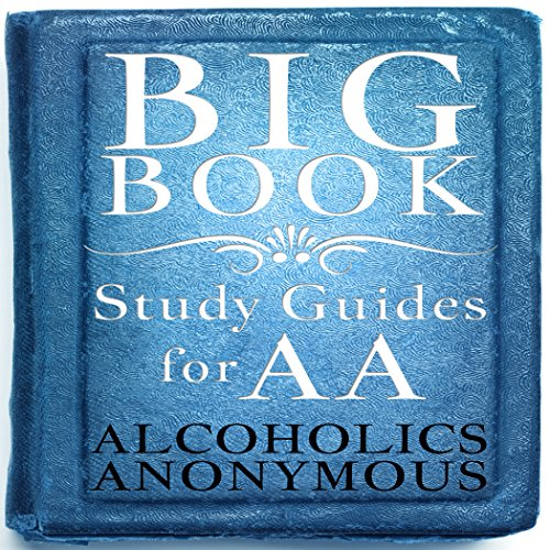 Big Book Study Guides For AA cover art