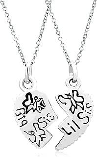 Best big sister locket necklace Reviews