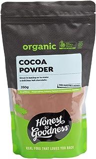 Honest to Goodness Organic Cocoa Powder, 350g