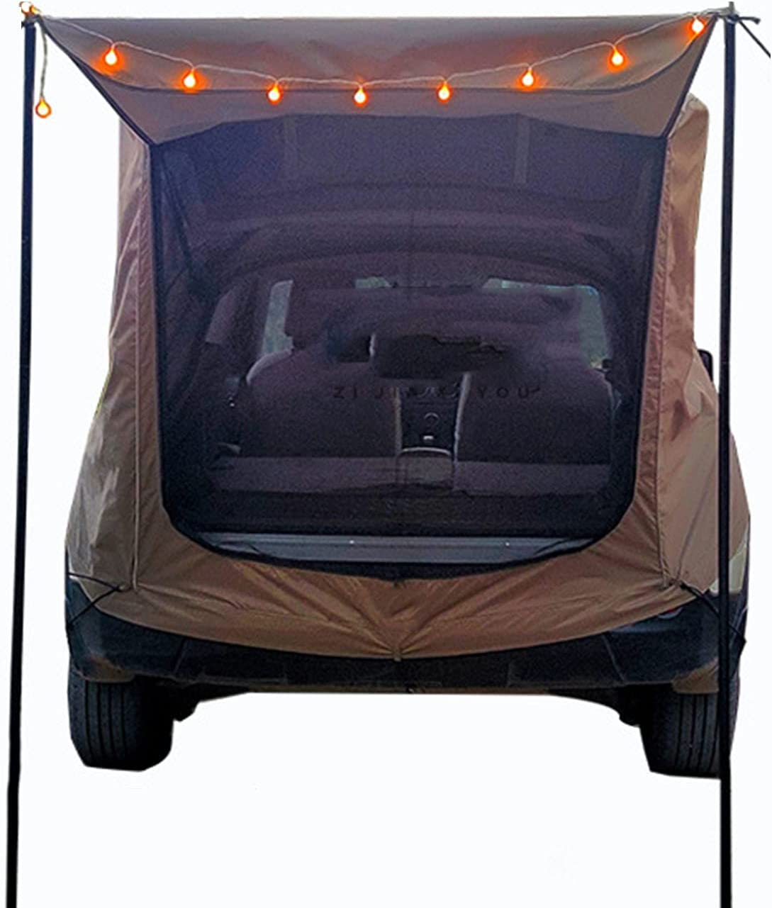 LHQ-HQ Car Truck All items free shipping Tent SUV Tail Topics on TV Universal Portable Extension