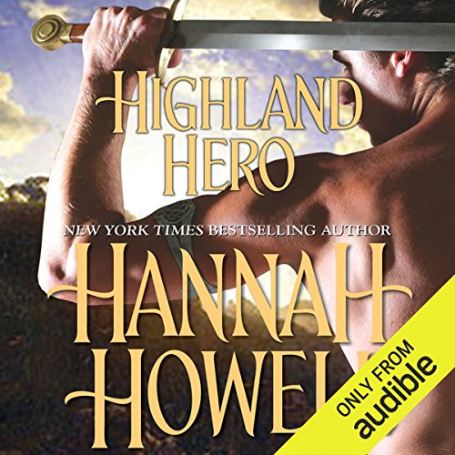 Highland Hero audiobook cover art