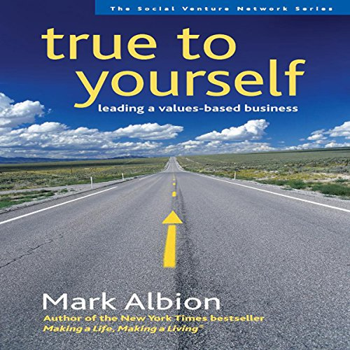 True to Yourself audiobook cover art