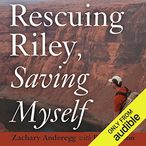 Rescuing Riley, Saving Myself cover art