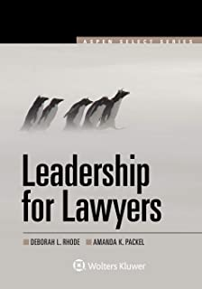 Leadership For Lawyers (Aspen Select)
