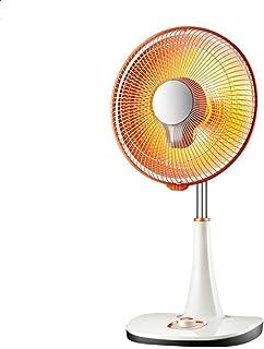 Calefactor Pequeño Calentador Solar Creativo El Ventilador eléctrico de la calefacción a la coctelera