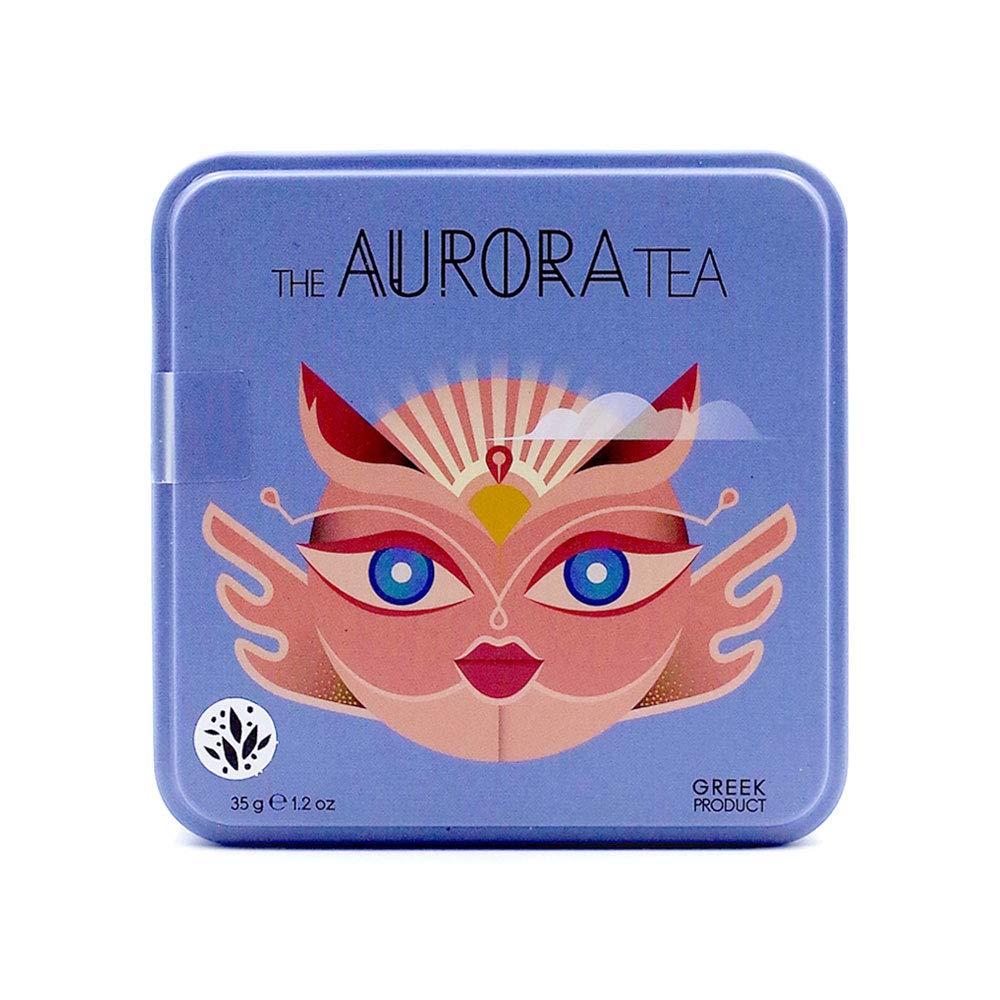 Sparoza - Don't miss the campaign The Aurora Tea Seasonal Wrap Introduction Blend Greek Mountain 3 Herbal