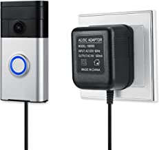 Power Supply Adapter for The Ring Video Doorbell, Ring Video Doorbell 2, Ring Video Doorbell Pro, Zmodo Smart Greet Video ...