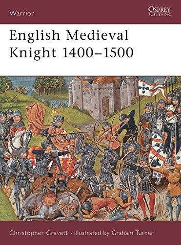 English Medieval Knight 1400–1500 (Warrior)